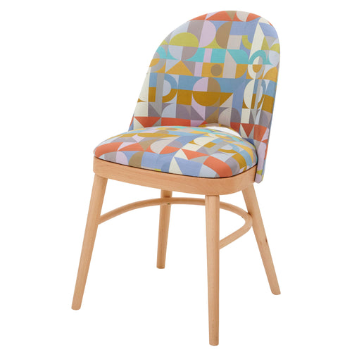 Stylish Ella Chair in the beautiful Motown from Margo Selby