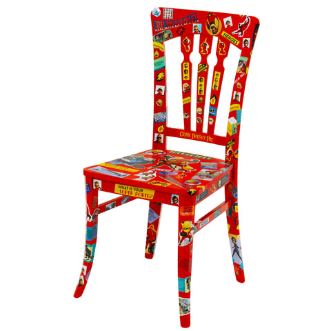 Cheeky Beano Chair ..... it's Chairtastic !!