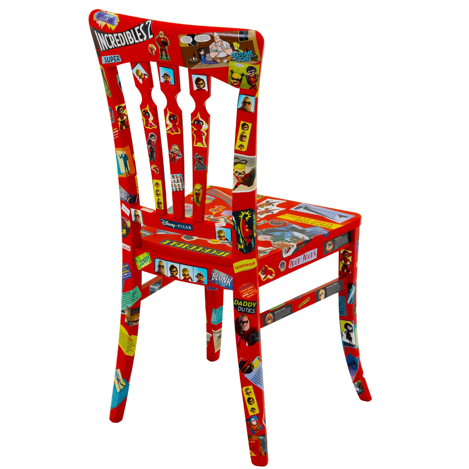 The Incredible Incredibles Chair - the perfect gift for your own Superhero!