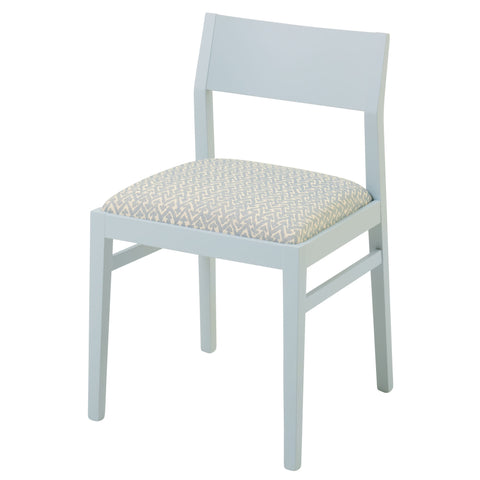 The Stylish James Chair in the pretty Cherry Sprig from Mimi Pickard