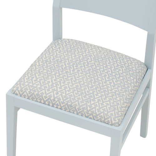 The Stylish James Chair in the iconic Rabanna from Fermoie