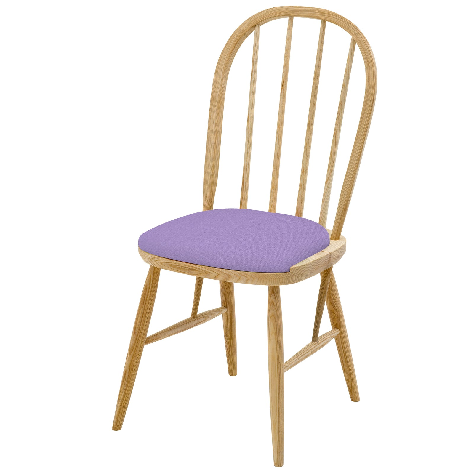 The Elkin Dining Chair handmade-to-order in your chosen colourway.
