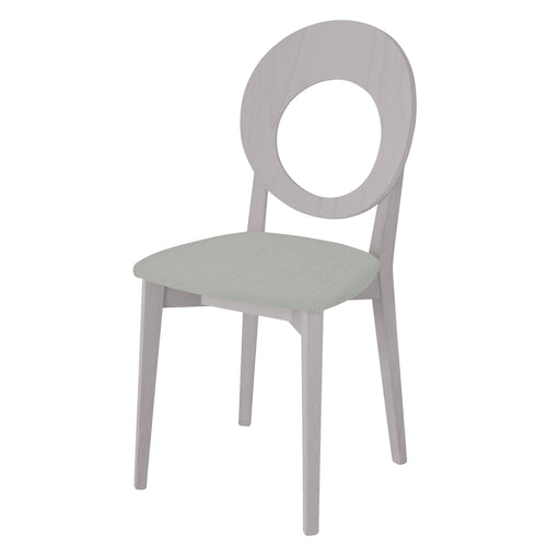 Chloe Dining Chair in your choice of colour with 17 versatile seat fabrics to choose from.