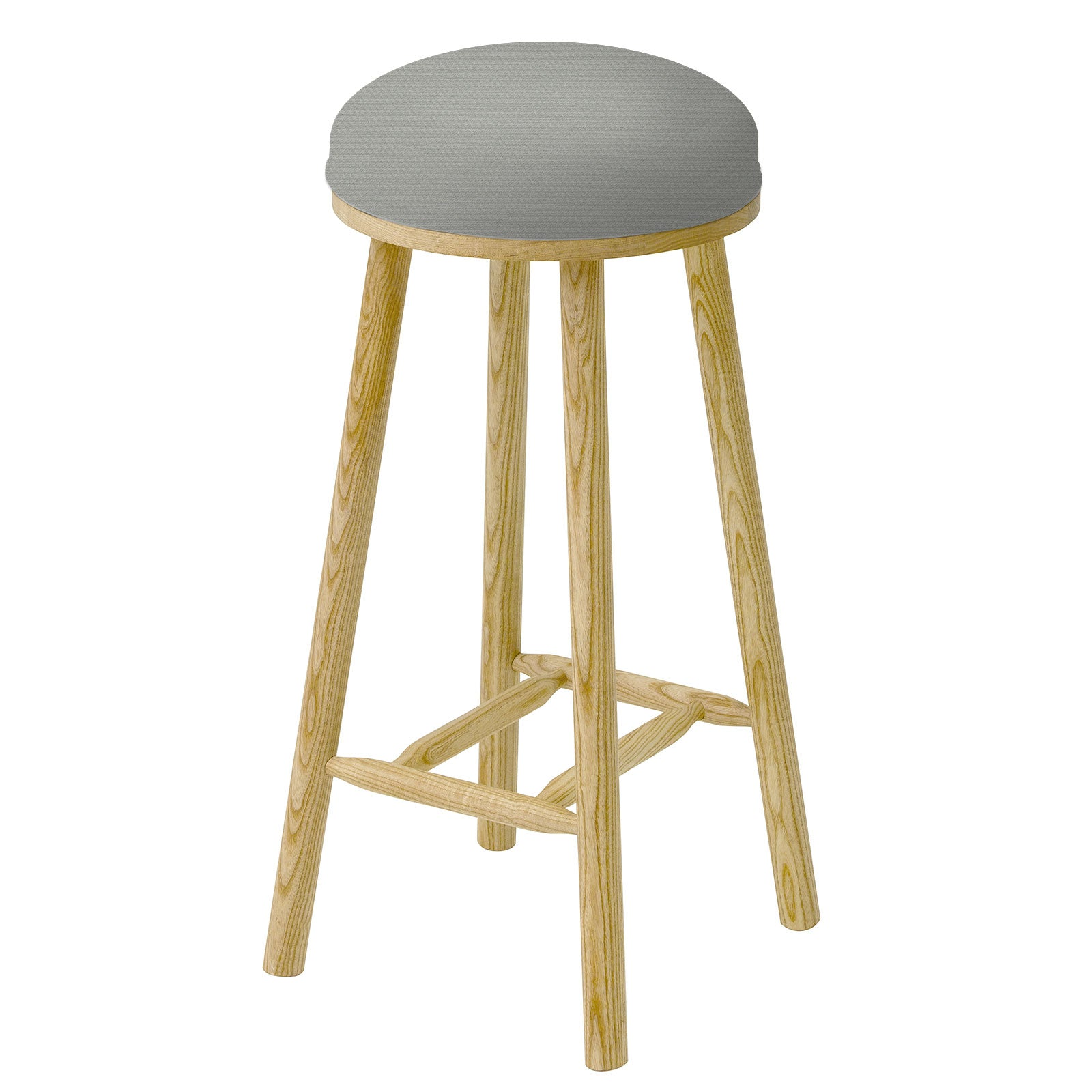 The Turner Counter Stool made-to-order in your chosen colourway.