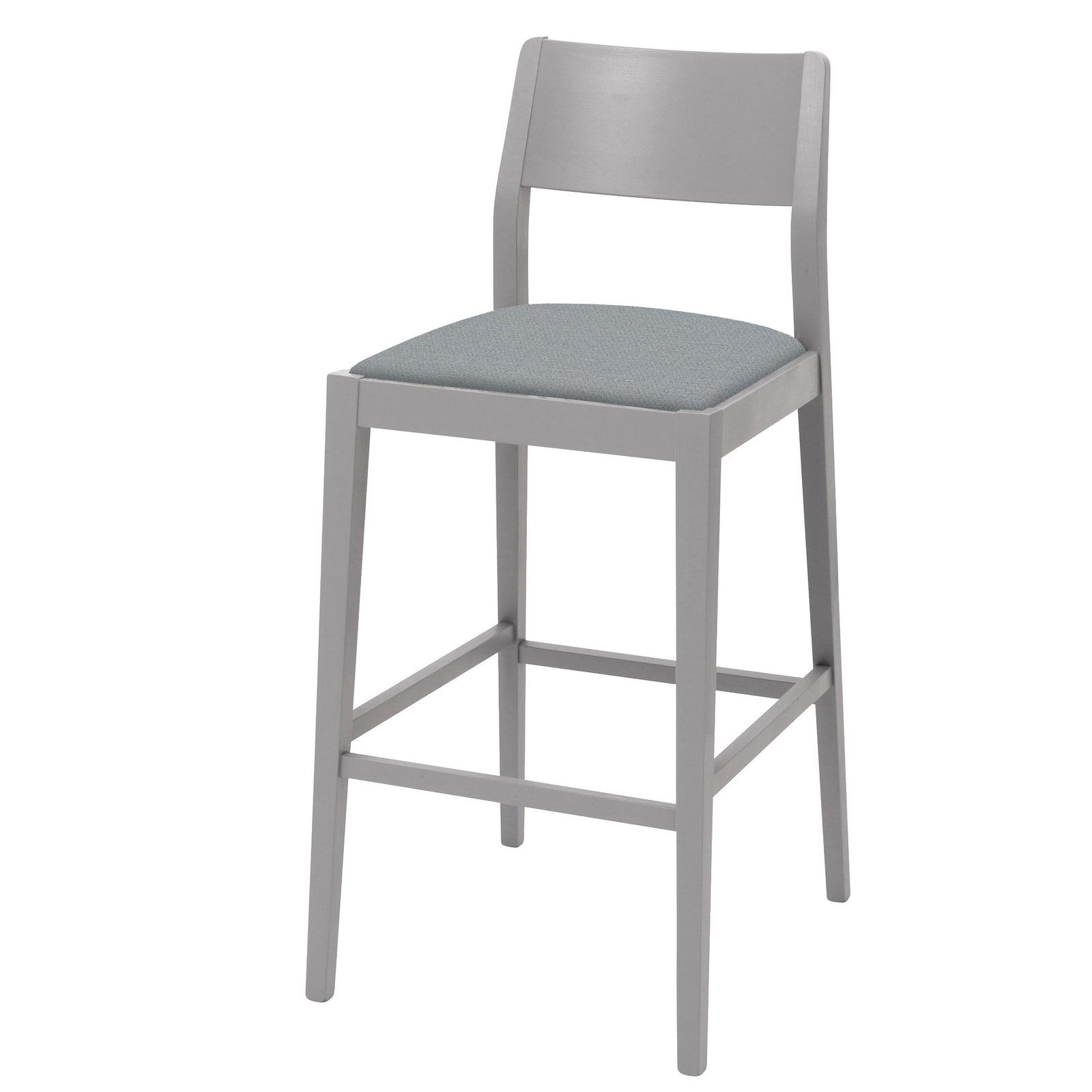 James Luxury Bar Stool made-to-order in your chosen colourway.