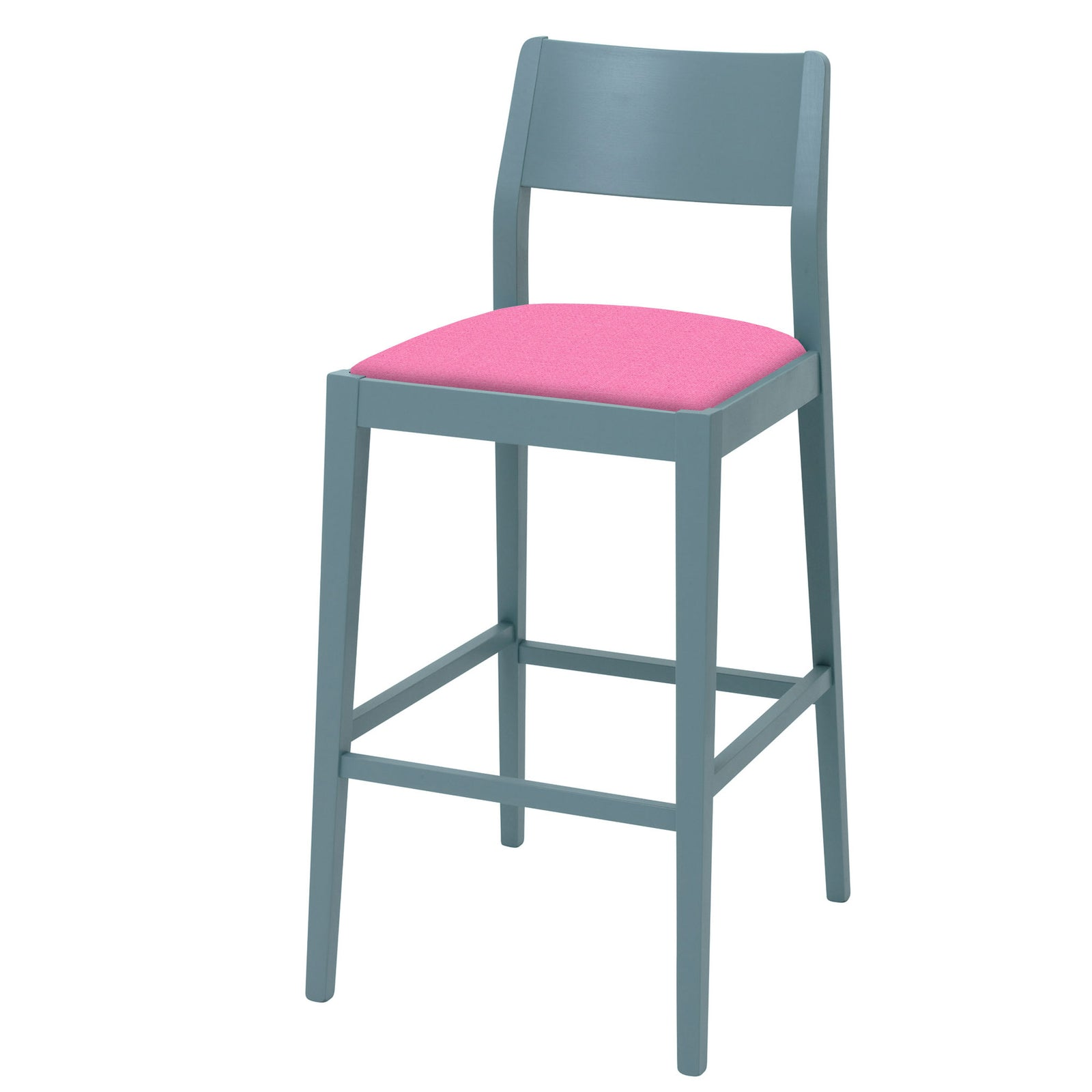 James Luxurious Bar Stool made-to-order in your chosen colourway.