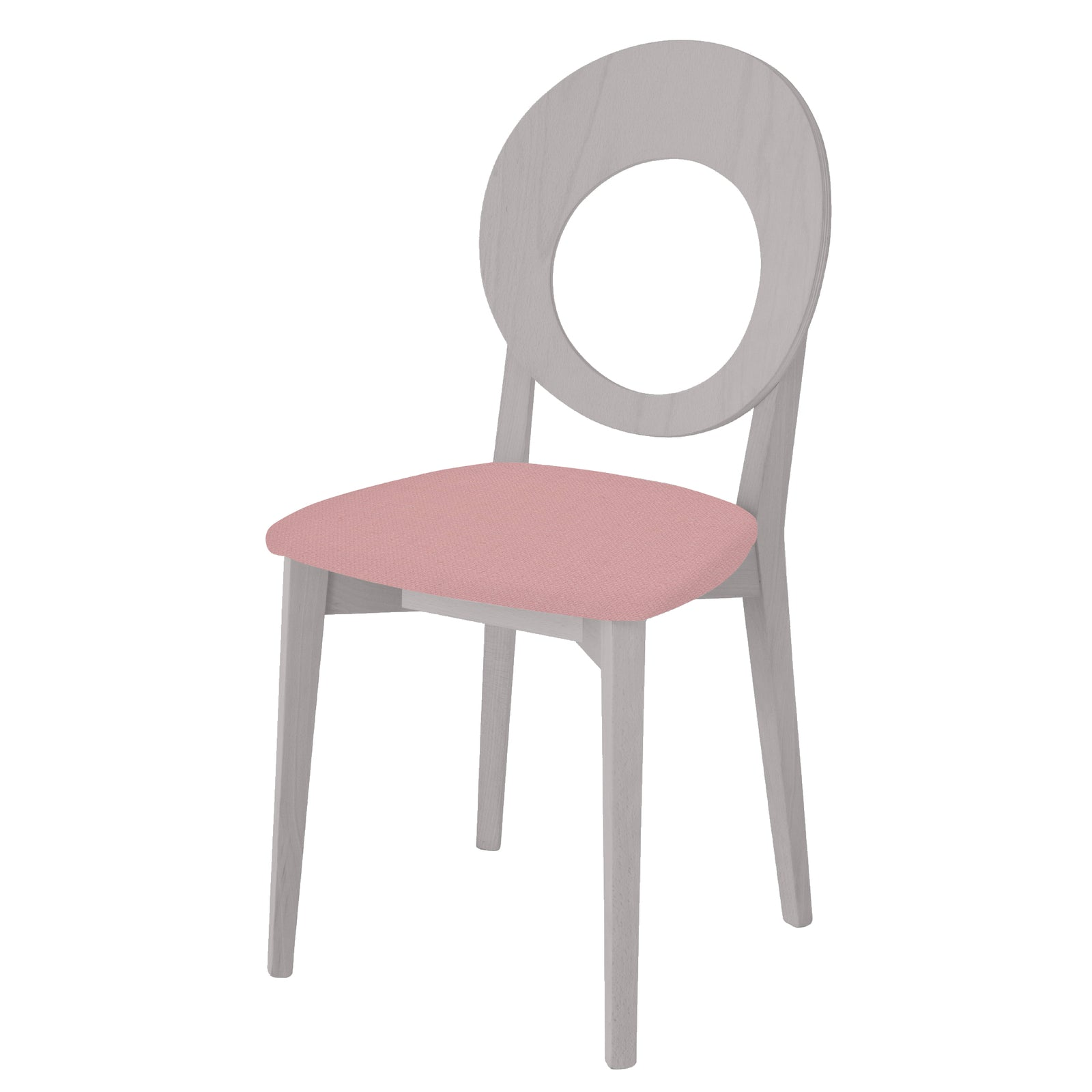 Chloe Dining Chair made-to-order in your chosen colourway.