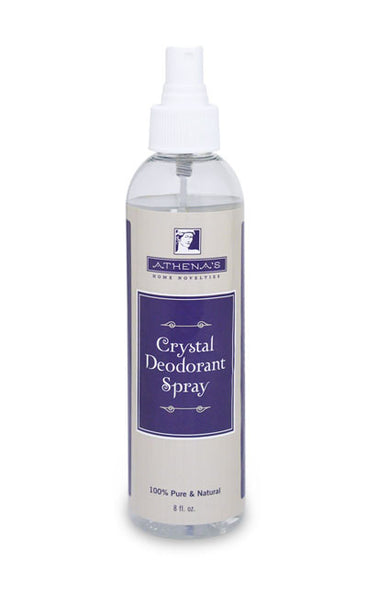 Crystal Deodorant Spray