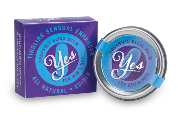 O Yes! Orgasmic Bliss Balm!