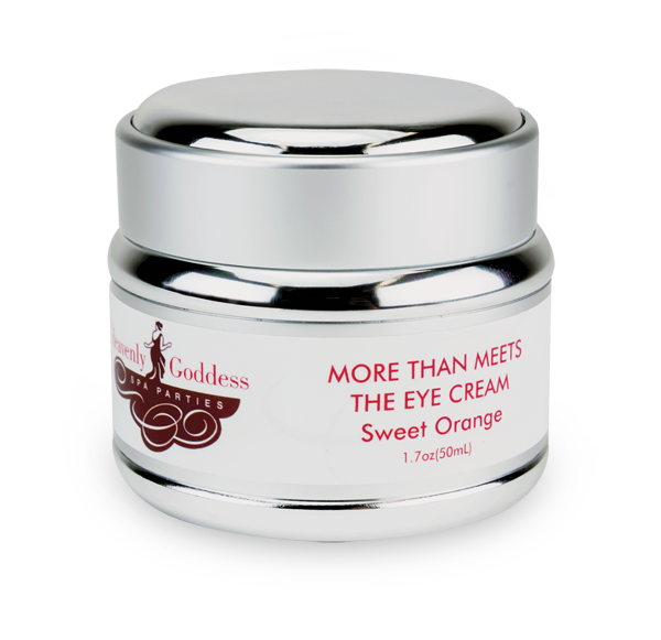 More Than Meets the Eye Cream by Heavenly Goddess * CURRENTLY ON BACKORDER *
