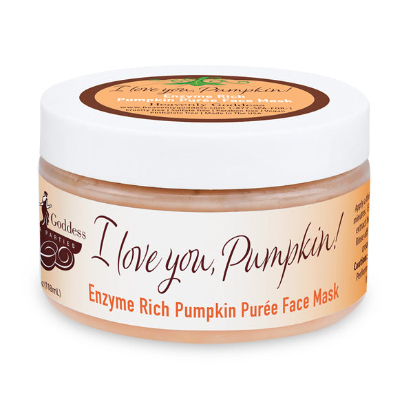 Enzyme Rich Pumpkin Puree Face Mask