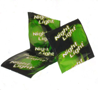 Night Light Condom