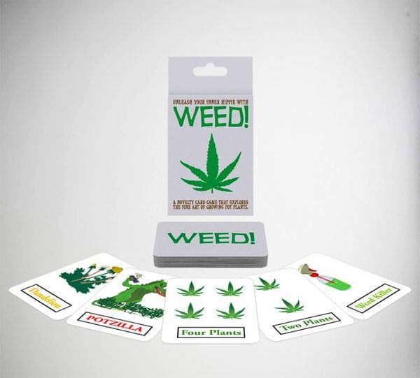 WEED! Playing Game