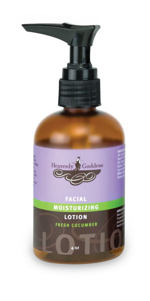 Facial Moisturizing Lotion by Heavenly Goddess