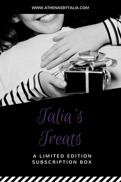 Talia's Treats Subscription Box