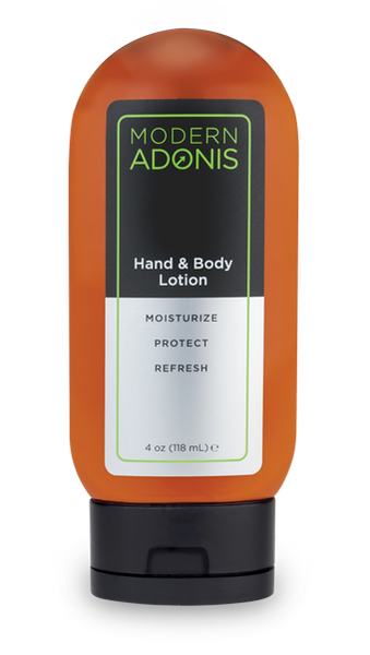 Modern Adonis Hand and Body Lotion