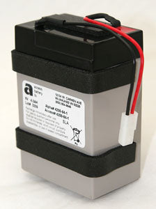 6V 4.5AH SLA BATTERY (4200-84-1)