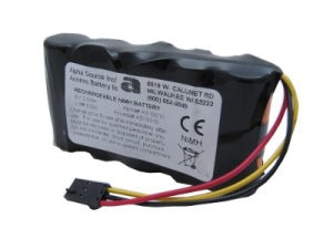 6V 2040MAH NIMH BATTERY (AS10010)