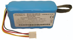 12V 2150MAH NIMH BATTERY (AS10019)