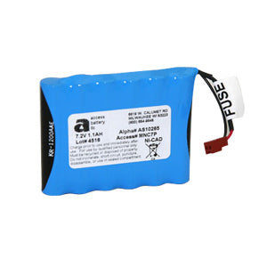 7.2V 1100MAH NICD BATTERY (AS10265)