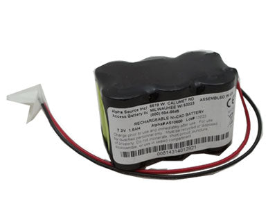7.2V 1800MAH NICD Battery (AS10600)
