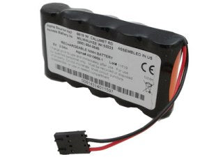 6V 2000MAH NIMH BATTERY w/ CONNECTOR (AS10669-1)