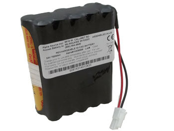 24V .70AH NICD BATTERY (AS30008)