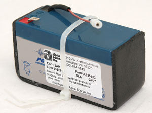 12V 1.4AH SLA BATTERY (AS35533)