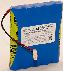 12V 1200MAH NICD BATTERY (AS35558)