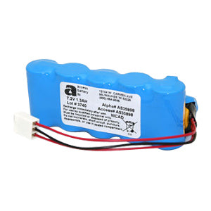 7.2V 1.3AH NICAD BATTERY (AS35898)
