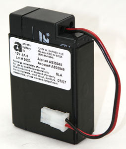 12V .8AH SLA BATTERY (AS35949)