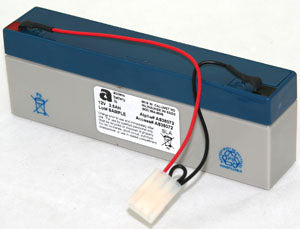 12V 2.9AH SLA BATTERY PACK (AS36072)