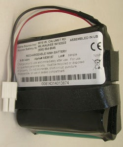 9.6V 3.8AH NIMH BATTERY (AS36137)