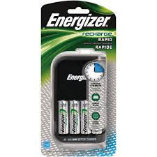 Energizer Rapid Charger (CH15MNCP4)