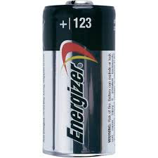 Energizer Photo Lithium Battery 3V (EL123APB2)