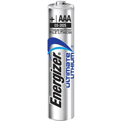Energizer® AAA Ultimate Lithium™ Battery