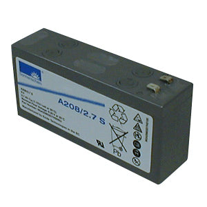 8V 2.7AH SLA BATTERY