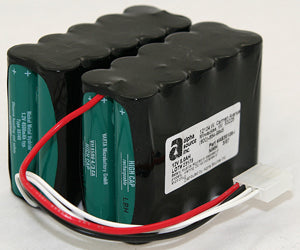 12V 8.0AH NIMH BATTERY PACK (AS35106-1)