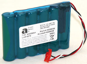 7.2V 4000MAH NIMH BATTERY (AS36036)