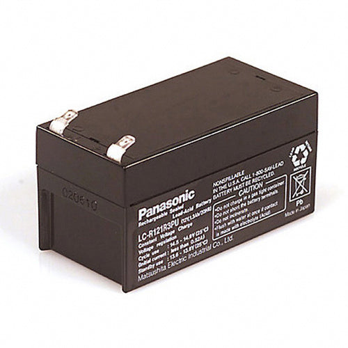 12V 1.3AH SLA BATTERY (LCR12V1.3P)
