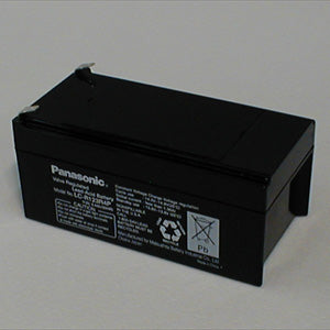 12V 3.4AH SLA BATTERY (LCR12V3.4P)