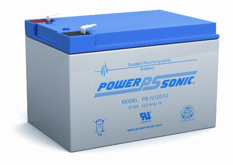 12v 12Ah SLA Battery PS-12120