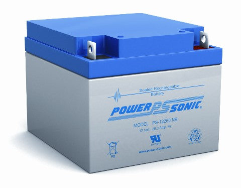 12v 26Ah SLA Battery PS-12260NB