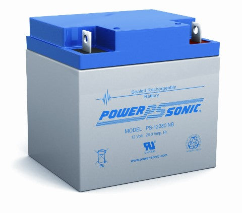 12.0v 28.0ah SLA Battery PS-12280NB