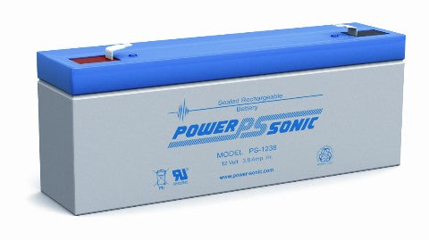 12V 3.8AH SLA BATTERY (PS-1238)