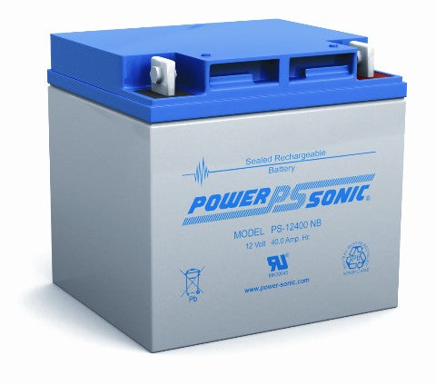 12.0v 40.0ah SLA Battery PS-12400