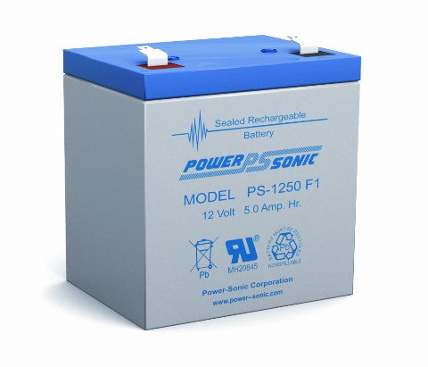 12.0V 5.0AH SLA Battery (PS-1250)