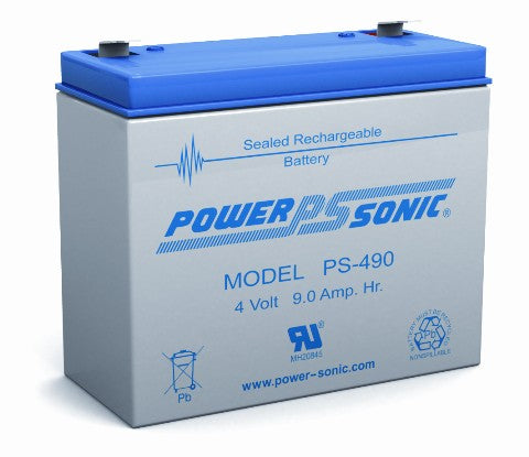 4.0v 7.0Ah SLA Battery PS-490