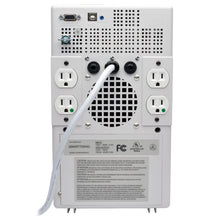 Tripp Lite SmartPro 120V 700VA 450W Medical-Grade Line-Interactive Tower UPS with 4 Outlets, Full Isolation, USB, DB9