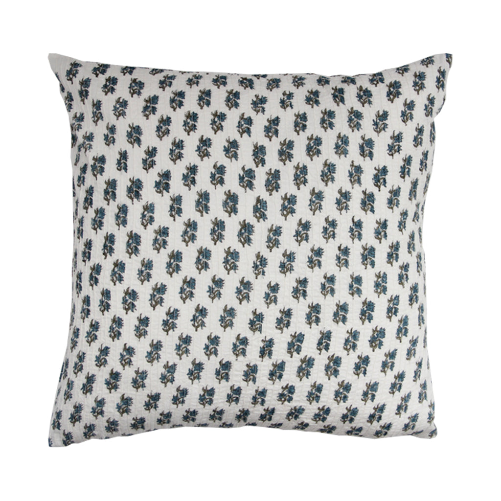 Block Print Pillow